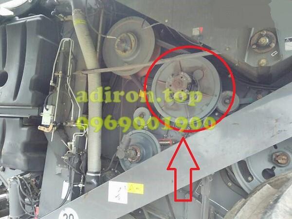 Ремонт Варіатора CLAAS Lexion 540 (шкiв) Барабана