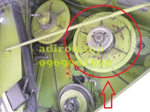 Ремонт Варіатора барабана / Ротора CLAAS Lexion 480 | Адірон™